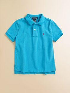 Ralph Lauren Toddler's & Little Boy's Polo Shirt