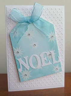 They all feature die-cut letters......I used an alphabet die from Docrafts/X-Cut called 'Abracadabra'.