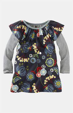 6af049476 Tea Collection 'Nordic Blooms' Dress (Little Girls & Big Girls) | Nordstrom