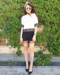 #smile : page 116 of 366 ✩  Outfit by @impressiondugoni #itsTimeToImpressionDugoni  #happy #girl