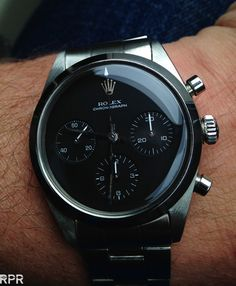 The Luxury around Vintage Rolex in Italia, thanks my GREAT friends! All Black Watches, Dream Watches, Luxury Watches, Rolex Watches, Stylish Watches, Cool Watches, Watches For Men, Vintage Rolex, Vintage Watches