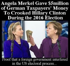 Isn't that interfering in an election by a foreign Government? (DUH)