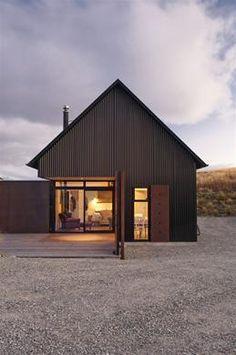 tekapo house NZ - C Nott Architects