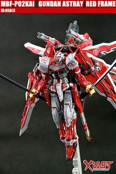 Custom Gundam on Pinte...