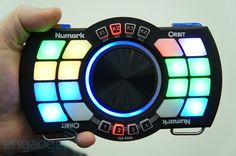 Numark Orbit wireless MIDI DJ controller