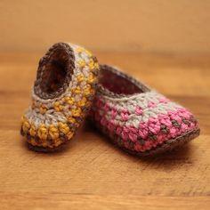 Crochet Booties Inspiration ❥ 4U // hf
