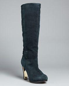Rebecca Taylor Tall Platform Boots - Alana High Heel | Bloomingdale's