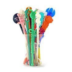 Modern Jelly: Swizzle Sticks Set II, at 27% off!