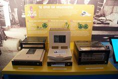 Machine du Musée de l'Histoire la Vie Quotidienne