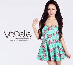 Model: Rinny Love Photographer: Alvin Ooi Studio: Vodelle' Studio VODELLE <3 Taste the Fashion