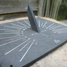 Construcción Reloj Solar