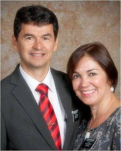 Pres. J. Joel Fernandes e Sister Maristela Fernandes, Presidentes da Missão Brasil Florianópolis 2011-2014, servi com eles foi uma das coisas maravilhosas da minha vida!