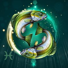 Pisces the magical Fish