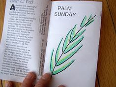 Easter All Week {printable book}
