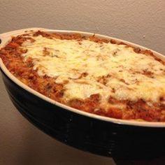 Baked Spaghetti  - Allrecipes.com