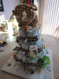 Made for Andrea's b/shower