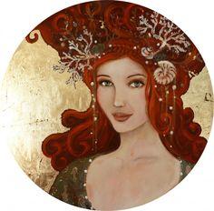 loetitia pillault art pinterest   60x60 cm ©2014 by Loetitia Pillault