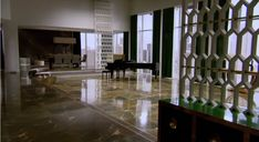 SEE INSIDE CHRISTIAN GREY'S APARTMENT IN 'FIFTY SHADES OF GREY | Large living room set @fiftyshadesmovie