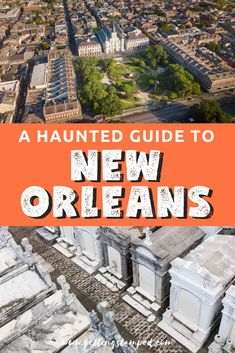 Many say New Orleans is the most haunted city in the United States, and maybe the entire world. In a city where just about everyone has a ghost story, it can. Top Travel Destinations, Travel Usa, Travel Tips, Haunted Halloween, Halloween History, Halloween Prop, Halloween Witches, Halloween Quotes, Happy Halloween