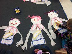 Mrs. Parzych's Kindergarten: Human Body Unit
