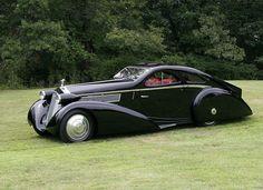 1925 Rolls Royce Phantom 1 Jonckheere Coupe