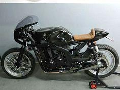 Suzuki Gs500 cafe racer