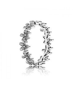 Pandora Dazzling Daisy Chain Rings Cheap Sale