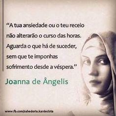 Joanna de Angelis Divaldo Franco