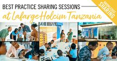 Renowned architect, Pieter Mathews, hosted several knowledge-sharing sessions at LafargeHolcim Tanzania. These sessions that were attended by professionals, lecturers and students. Read more . Best Practice, Tanzania, Cement, Knowledge, Students, African, Wellness, News, Reading
