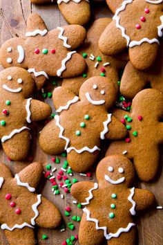 My Favorite Gingerbread Men