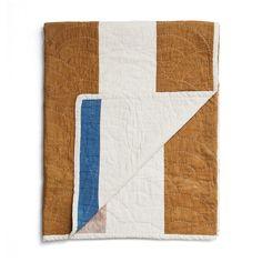 Bedding Industrious Vintage Kantha Quilt Indian Handmade Cotton Bedspread Sashiko Throw Bedding Home, Furniture & Diy