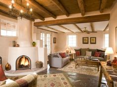 santa fe southwestern design - Google Search