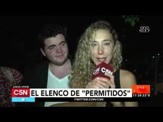C5N - Viva la tarde: Entrevista al elenco de Permitidos