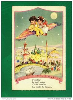 Cartes Postales / enfants dessin - Delcampe.fr