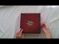 Libro objeto - PSICOSIS