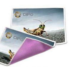 Giveaway,Tech,Trade show,Dual Sided Micro Fiber Cloth