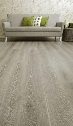 Karelia Oak Aged Stonewashed Ivory   Silverwood Flooring   Toronto