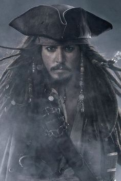 Captain Jack Sparrow (*cough but I want harkness cough*)