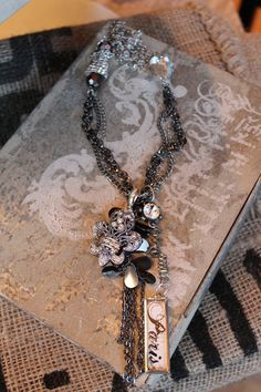 J'taime necklace by HaveFaithDesigns on Etsy