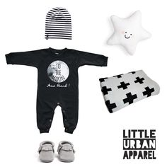 To the Moon romper @littleurbanapperal