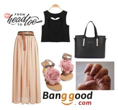 """#16/2 Banggood"" by ahmetovic-mirzeta ❤ liked on Polyvore"
