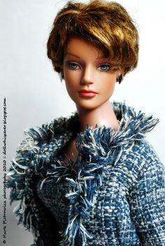 Sydney Panache [Tonner Doll Company, 2004] - dollmino