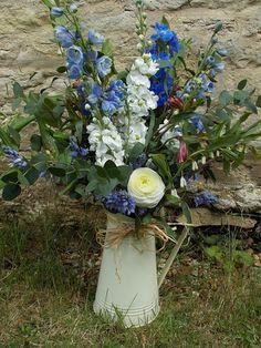 One of our British flower jug arrangements