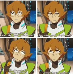 I love my smol bean <-- pidge, voltron legendary defender Voltron Memes, Voltron Klance, Voltron Comics, Form Voltron, Strong Female Characters, Fandoms, Allura, Space Cat, Paladin