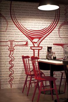 Bar Fiesta Del Vino / mode:lina architekci