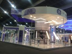G&E #stand #ela2015 #booth #mexico
