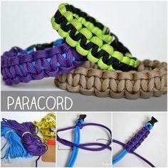 How to DIY Paracord Survival Bracelet Tutorial   www.FabArtDIY.com