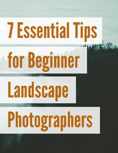 Beginner Landscape Photography Tips - Photography, Landscape photography, Photography tips Beautiful Landscape Photography, Landscape Photography Tips, Photography Jobs, Photography Tips For Beginners, Photography Lessons, Photography Projects, Landscape Photographers, Photography Tutorials, Digital Photography