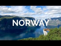 Norway from above - Drone Footage in 2,7k - YouTube