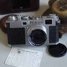 Nikon S2 Chrome Dial